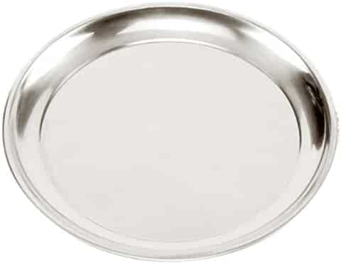 Norpro 5672 Stainless Steel Pizza Pan, 13-1/2-Inch (Renewed)