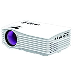 Dinly mini video projector,do you want to have amazing watching experience at home? Dinly mini video projector is your best choice at a reasonable price, which has high fidelity images and focusing function. It will enhance th...