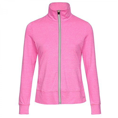 Glo Venice Larissana Pink Con Felpa Zip Beach 13734 00SxnWH6