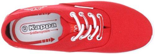 Kappa Holy K 260032K - Zapatillas de tela para niños Rojo