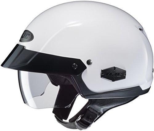 HJC Is-cruiser White Size:XXL Motorcycle Open-face-helmet