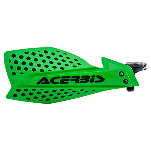 Acerbis Atv - Acerbis 7/8 or 1 1/8 X-Ultimate MX Motocross ATV Handguards Green/Black