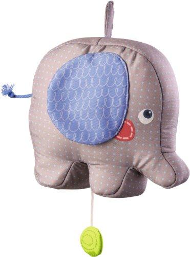 HABA Elephant Egon Musical Baby