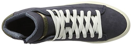Navy Simona Bootie Damen Hohe Blau Sneaker ESPRIT qYpCwaP