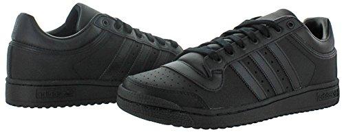 Adidas Heren Top Tien Lo Fashion Sneaker Zwart / Zwart / Zwart
