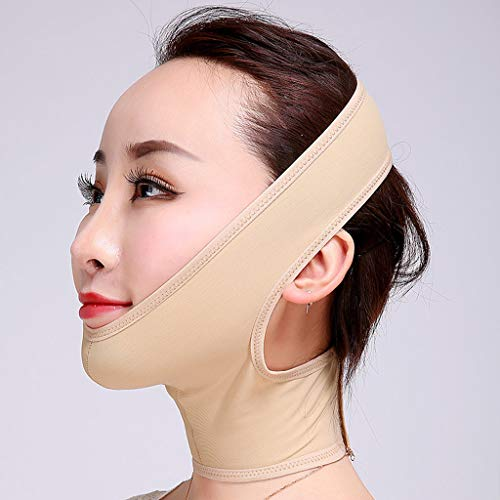 Used, Face Slimming Mask,Lift Chin V Face Belt Face-Lift for sale  Delivered anywhere in USA