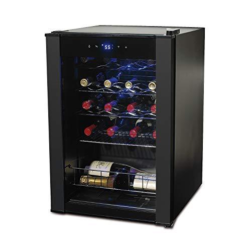20-Bottle Evolution Series Wine Refrigerator (Black Stainless Steel Trim) by Wine Enthusiast (Image #3)