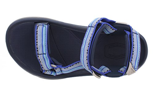 La Vostra Terra Fi Ws 4 Sandali Allaperto Damen Sport- & Blue (blu Brillante Coperta 538)