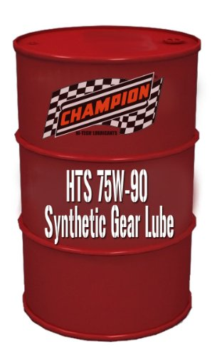 55 gallons synthetic gear oil - 4