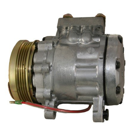 TCW 40480.401NEW A/C Compressor and Clutch (Tested - Metro A/c Compressor Geo