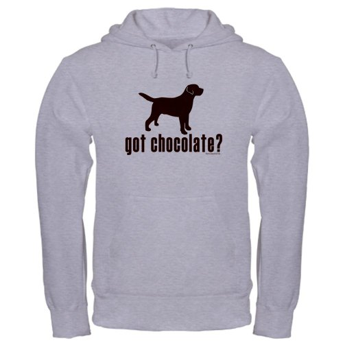 CafePress - got chocolate lab? Hooded Sweatshirt - Pullover Hoodie, Classic & Comfortable Hooded Sweatshirt (Got Chocolate compare prices)
