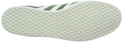 Originals Off Scarpe S76228 da Uomo Footwear Gazelle White White Trace adidas Green Basse Ginnastica Verde PawqtdPFx