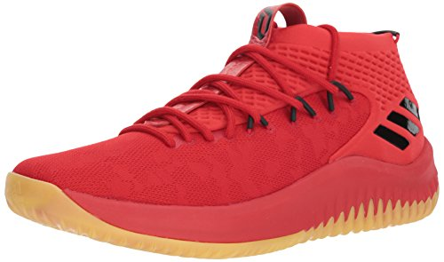 adidas Originals Men's Crazy Time Ii Football Shoe Scarlet/Hi-res Red/Core Black clearance pay with visa 2014 new sale online lh56vGHvFn