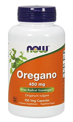 Oregano 450 mg 100 Capsules (Pack of 2)