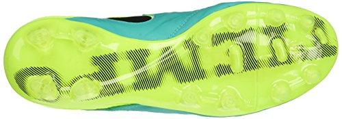 Nike Heren Tiempo Legend We Fg Soccer Cleat (zie 8.5) Clear Jade