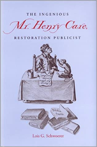 Gratis pdf ebook torrent downloads The Ingenious Mr. Henry Care, Restoration Publicist by Lois G. Schwoerer på Dansk PDF MOBI