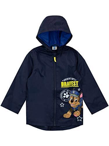 - Paw Patrol Boys' Chase Raincoat Size 3T Blue