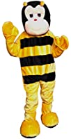 Bumble Bee Economy Mascot Adult Costume (One-Size)