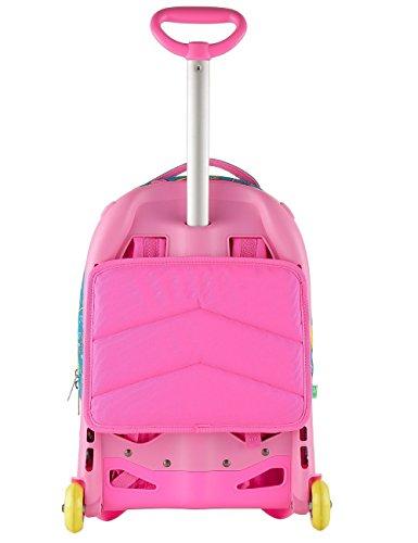 Trolley Jack Junior–SJ GANG–Blau Pink–