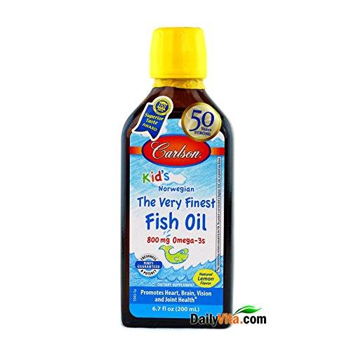 Carson life children 39 s multivitamin gummy bears 90 for Fish oil for children