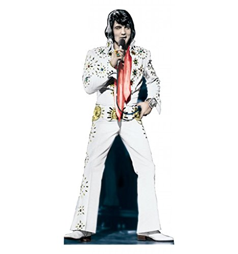 Elvis Presley - Advanced Graphics Life Size Cardboard (Elvis Presley Gift)