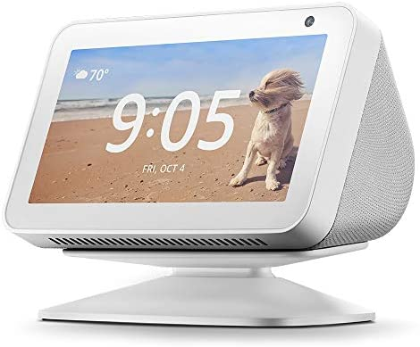 Echo Show Adjustable Stand White