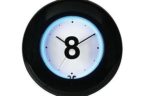 Neon Ball Clock 8 (StealStreet SS-CQG-8164A 8164A 19