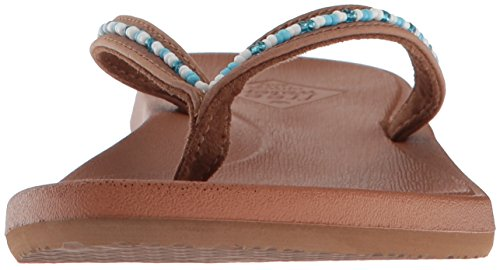 Freewaters Women's Indio Sandal Blue/Tan kitUHoS0jF