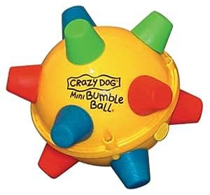 Bumble Ball Motorized Dog Toy Pet Supplies