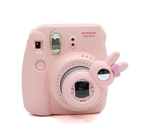 Caiul Compatible Mini 8 Camera Case Bundle With Selfie