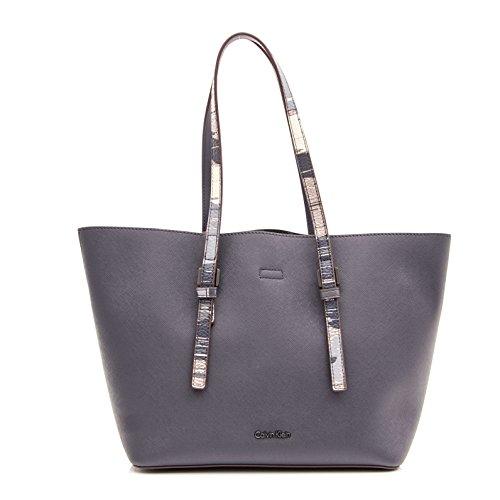 Size One Dark Womens Blue Bag Shoulder Klein Calvin wxBHC6RqXI