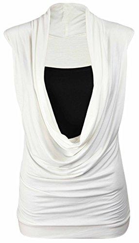 Purple Hanger - Camisas - para mujer De Color De Crema