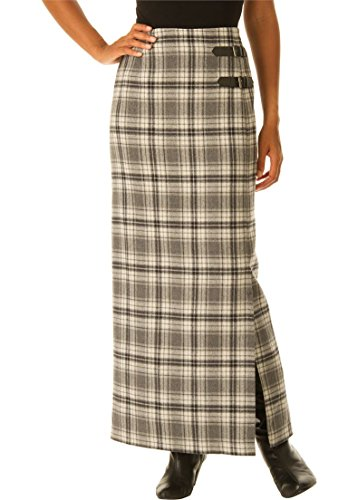 Jessica-London-Womens-Plus-Size-Maxi-Kilt