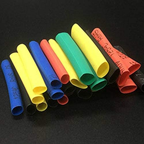 BianchiPatricia 328Pcs//pack Polyolefin Assorted Heat Shrink Tubing Insulated Shrinkable Tube