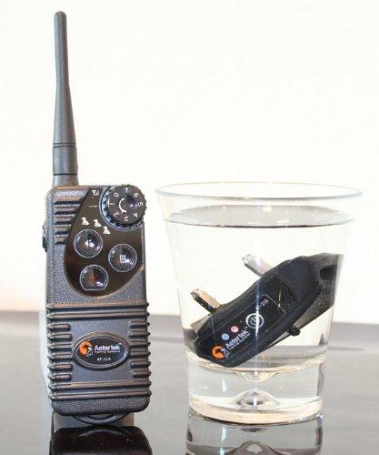 Aetertek AT-216S-550S Waterproof Remote Dog Training Shock Collar, My Pet Supplies