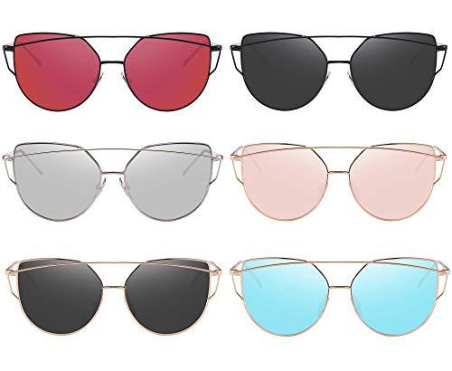 Cat Eye Sharp Corner Rhinestone Vintage Sunglasses for -