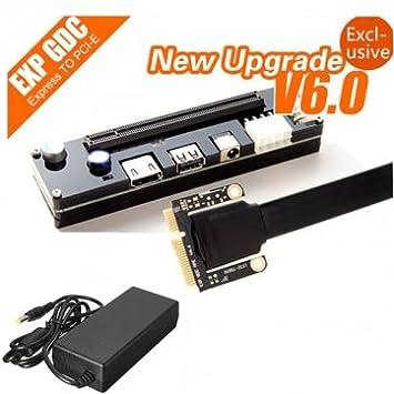 Bheema Alta calidad EXP GDC Externa para portátil PCI ...
