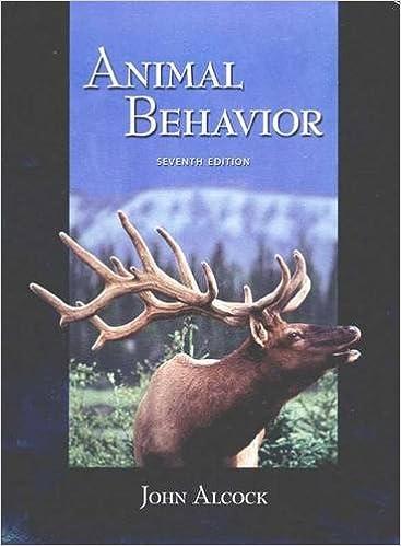 download animal behavior an evolutionary approach tenth edition ebook