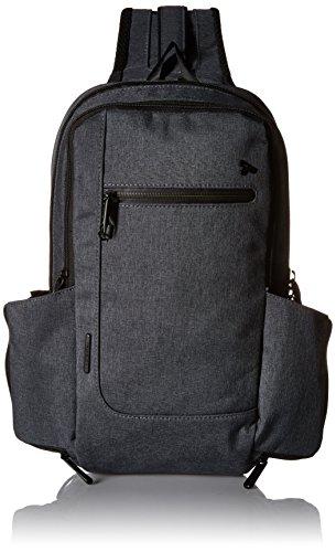 Urban Sling - Travelon Anti-Theft Urban Sling Bag, Slate