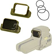 JJ Airsoft Killflash Kill Flash Proctor Cover EOTECH Red Dot Sights 551 552 553 518 558 512 552 XPS2 EXPS2 XPS