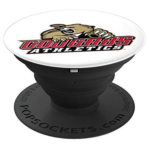 (Caldwell University Collapsible Grip & Stand PPCAU11 - PopSockets Grip and Stand for Phones and Tablets)