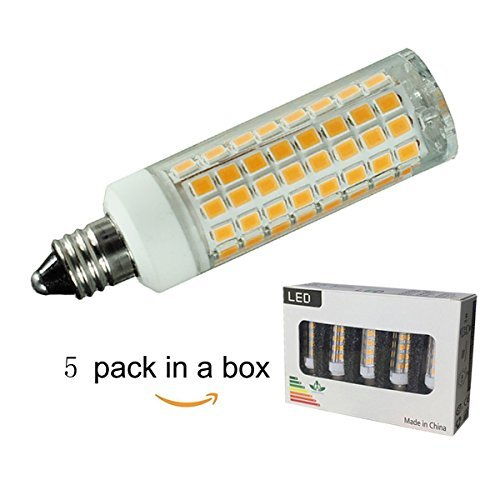 E11 Led Bulb 75w 100w Halogen Bulbs Replacement 1000