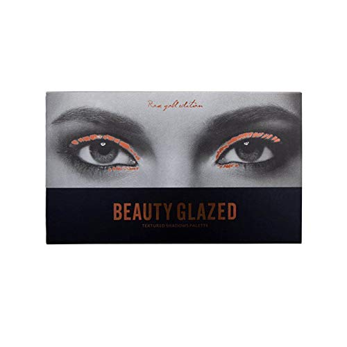 Back To Search Resultsbeauty & Health Beauty Glazed 18 Color Eyeshadow Palette Glamorous Smokey Eye Shadow Shimmer Makeup Kit Makeup Palette Shimme Professional Long Eye Shadow