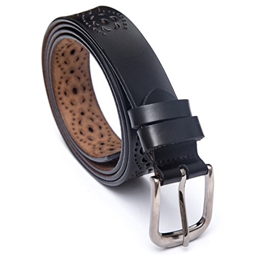 Basic Buckle Belt Black - 6