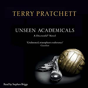 Unseen Academicals | Livre audio