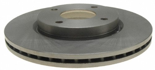 ACDelco 18A2500A Advantage Non-Coated Front Disc Brake Rotor
