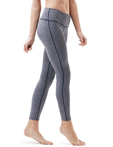 Tesla Womens Mid Waist Leggings Hidden