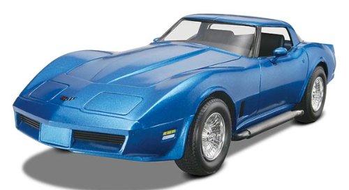 (Revell 1982 Chevy Corvette Model Car)