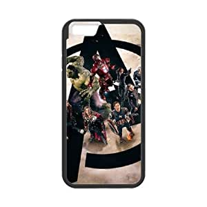 Avengers Age Of Ultron iPhone 6 Plus 5.5 Inch Cell Phone Case Black yyfabc-382445