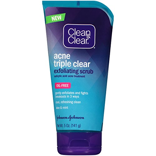 Acne Face Scrub - 9